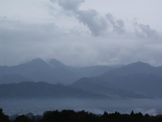 霧状雲 雲の分類